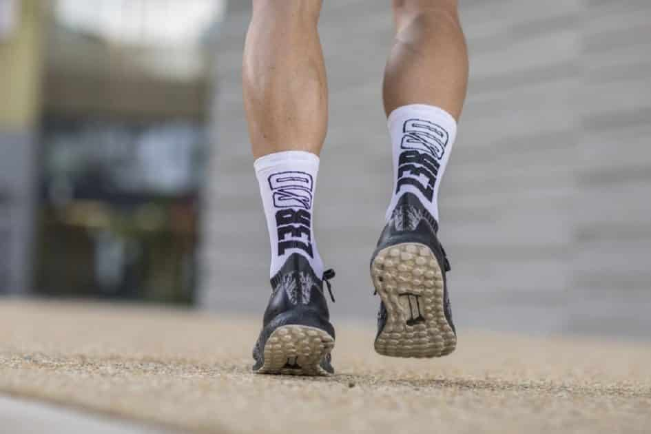 Socks for cycling