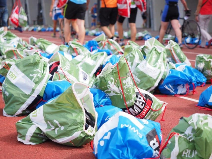 Triathlon Transition Packing for Beginners